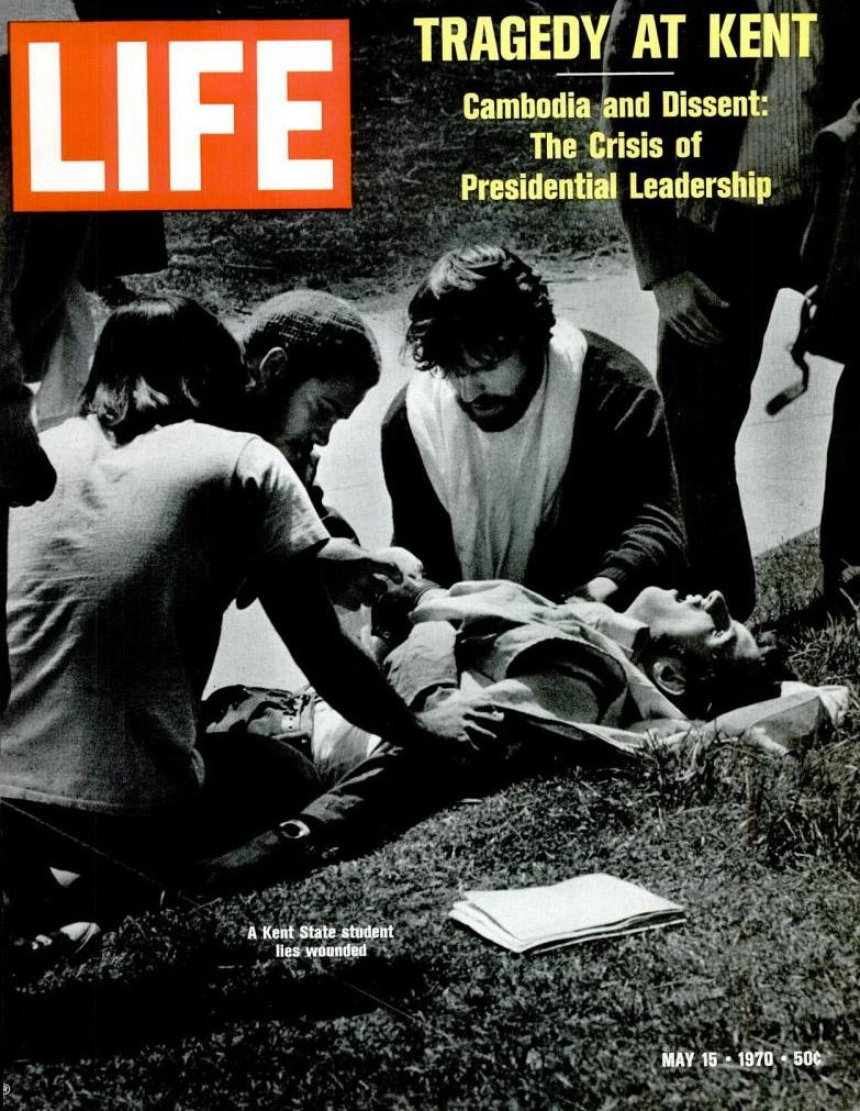 How LIFE Magazine Covered the Kent State Shootings in 1970