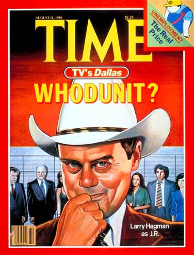 The Aug. 11, 1980, cover of TIME