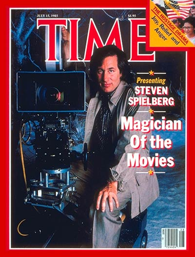 The July 15, 1985, cover of TIME