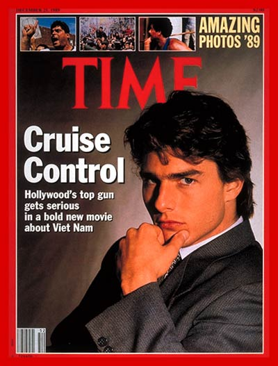 The Dec. 25, 1989, cover of TIME