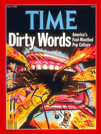 The May 7, 1990, cover of TIME