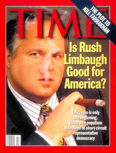 The Jan. 23, 1995, cover of TIME
