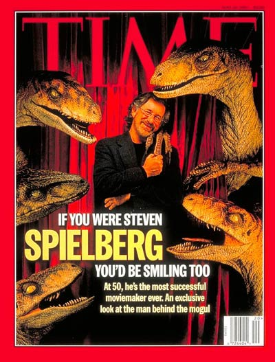The May 19, 1997, cover of TIME