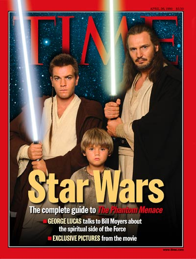 The April 26, 1999, cover of TIME