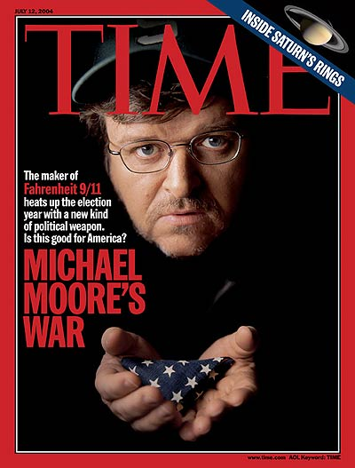 The July 12, 2004, cover of TIME