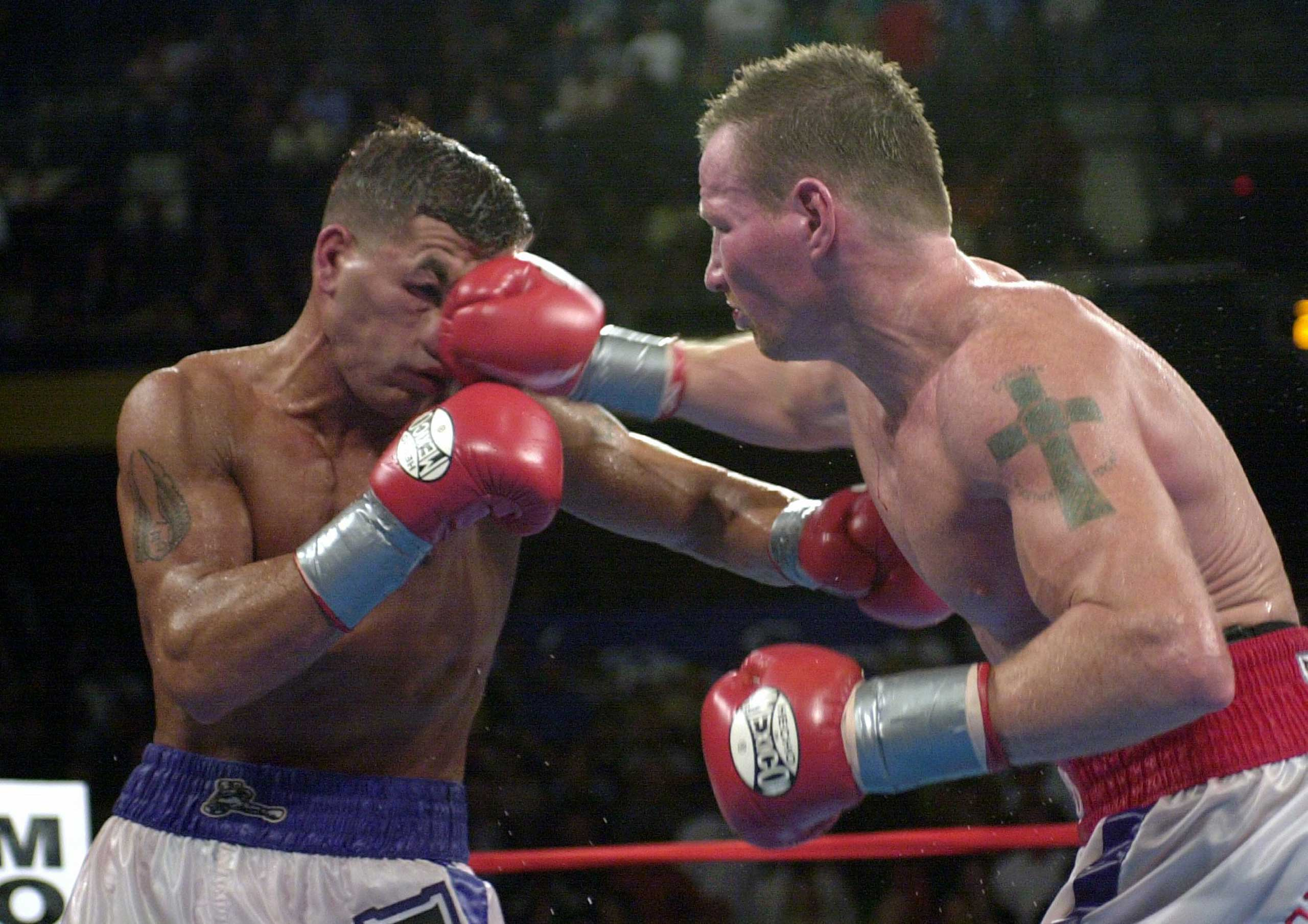 "<b>Micky Ward vs. Arturo Gatti, May 18, 2002</b> This pair put fans through the ringer three times, but their first fight will be seen as their fiercest. Both withstood almost non-stop punishment through 10 rounds of grueling action. Ward, who dropped Gatti in the ninth round with a savage left hook to the body, won the fight by majority decision. That ninth round was called ""The Round of the Century"" by Emanuel Steward, who co-hosted the fight on HBO. Ring Magazine named the fight the best of the year with boxing fans and writers going one (hyperbolic) step further, hailing it as the fight of the century. Wherever you stood on this, you undeniably wanted more. And fans got it, with Gatti winning two subsequent rematches. Ward announced his retirement before their third fight and will be portrayed by Mark Wahlberg in the film 'The Fighter'. Gatti tragically died in 2009."