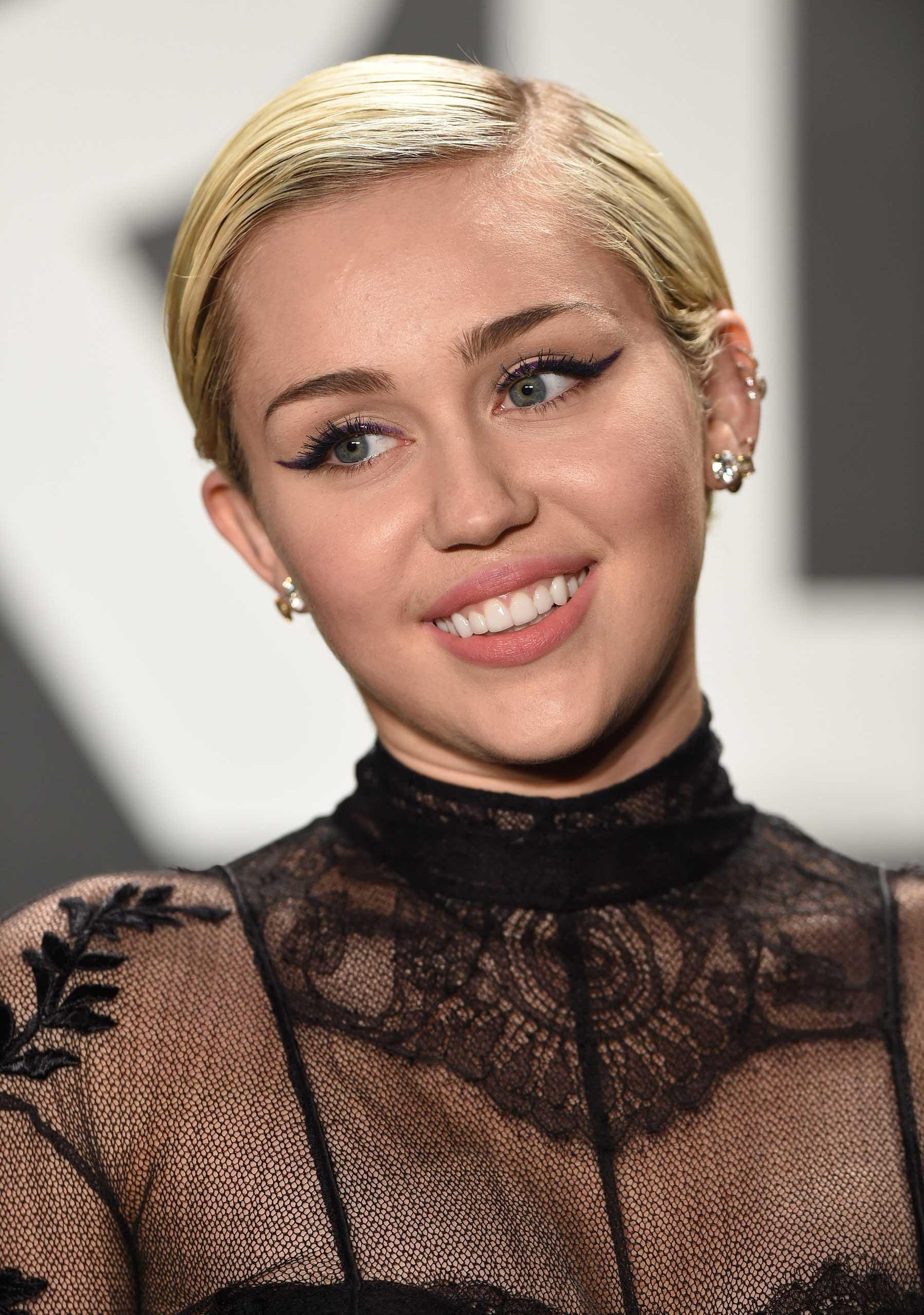 Predictions TIME 100 2015 Miley Cyrus
