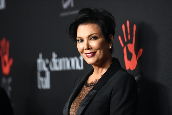 Kris Jenner attendsthe Diamond Ball presented by Rihanna and the Clara Lionel Foundation at the Vineyard in Beverly Hills on Dec. 11, 2014