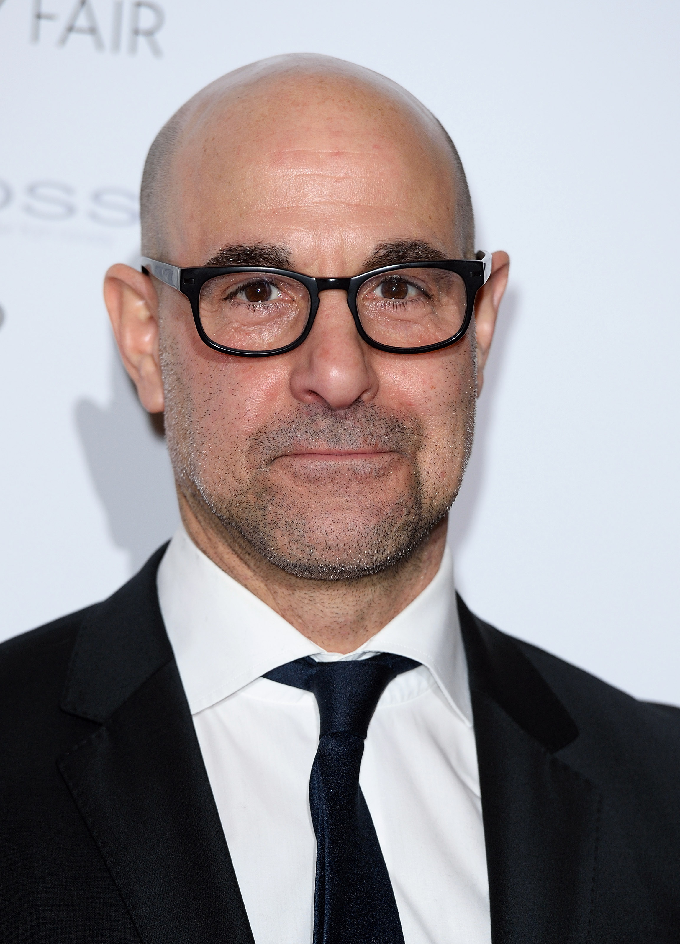 Stanley Tucci attends the London Critics' Circle Film Awards on January 18, 2015.