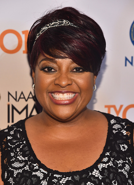 Sherri Shepherd attends the 46th NAACP Image Awards Non-Televised Awards Ceremony at Pasadena Convention Center in California on Feb. 5, 2015