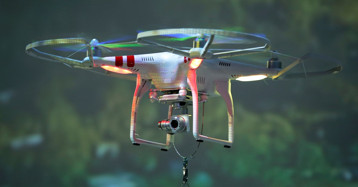 How Do Drones Work?   Time