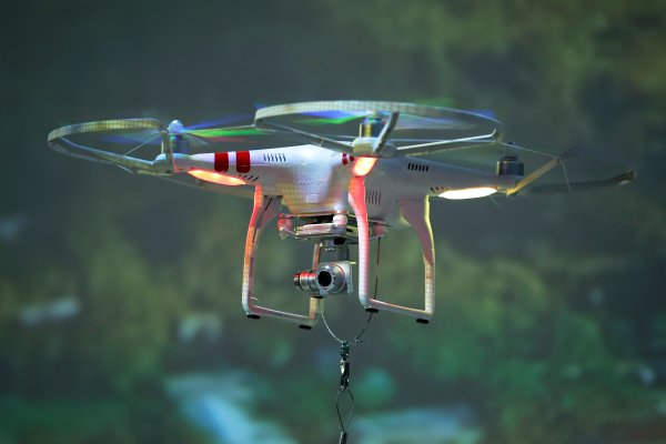 How Do Drones Work? | Time