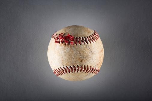 worn-baseball