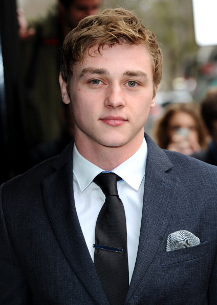Actor Ben Hardy attends the 2014 TRIC Awards in London, England on March 11, 2014.
