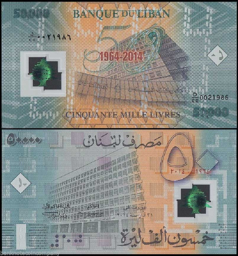 <strong>Lebanese Pound</strong>