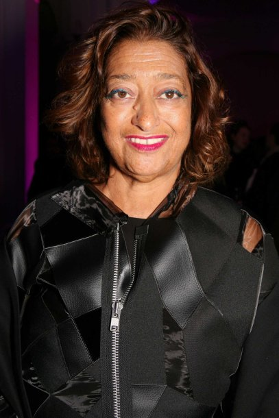 Predictions TIME 100 2015 Zaha Hadid