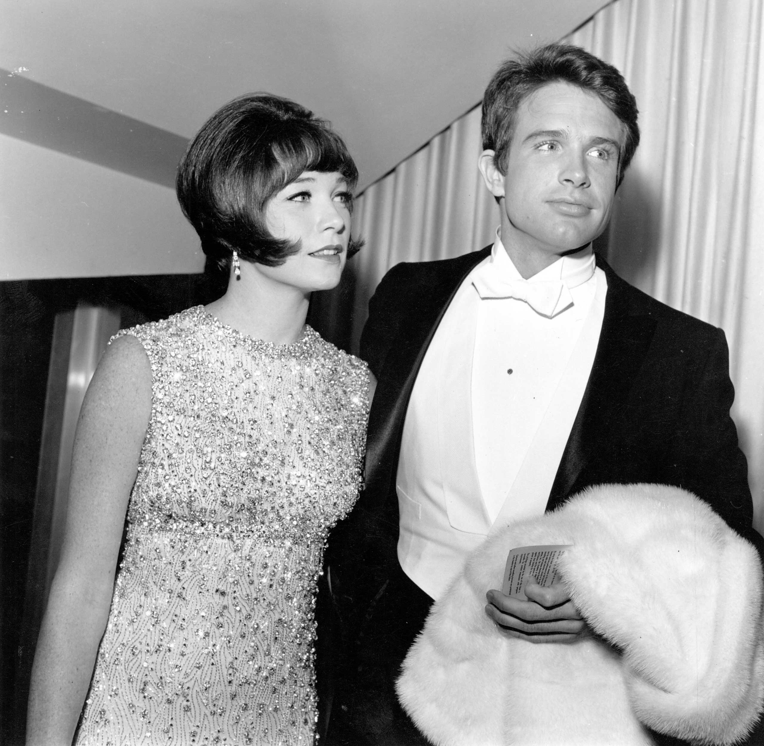 WARREN BEATTY AND SHIRLEY MACLAINE: In a 1996 interview, MacLaine, who is older, said that their drama teacher mother pushed them to succeed.  There's no way,  she said,  Warren and I wouldn't become stars.