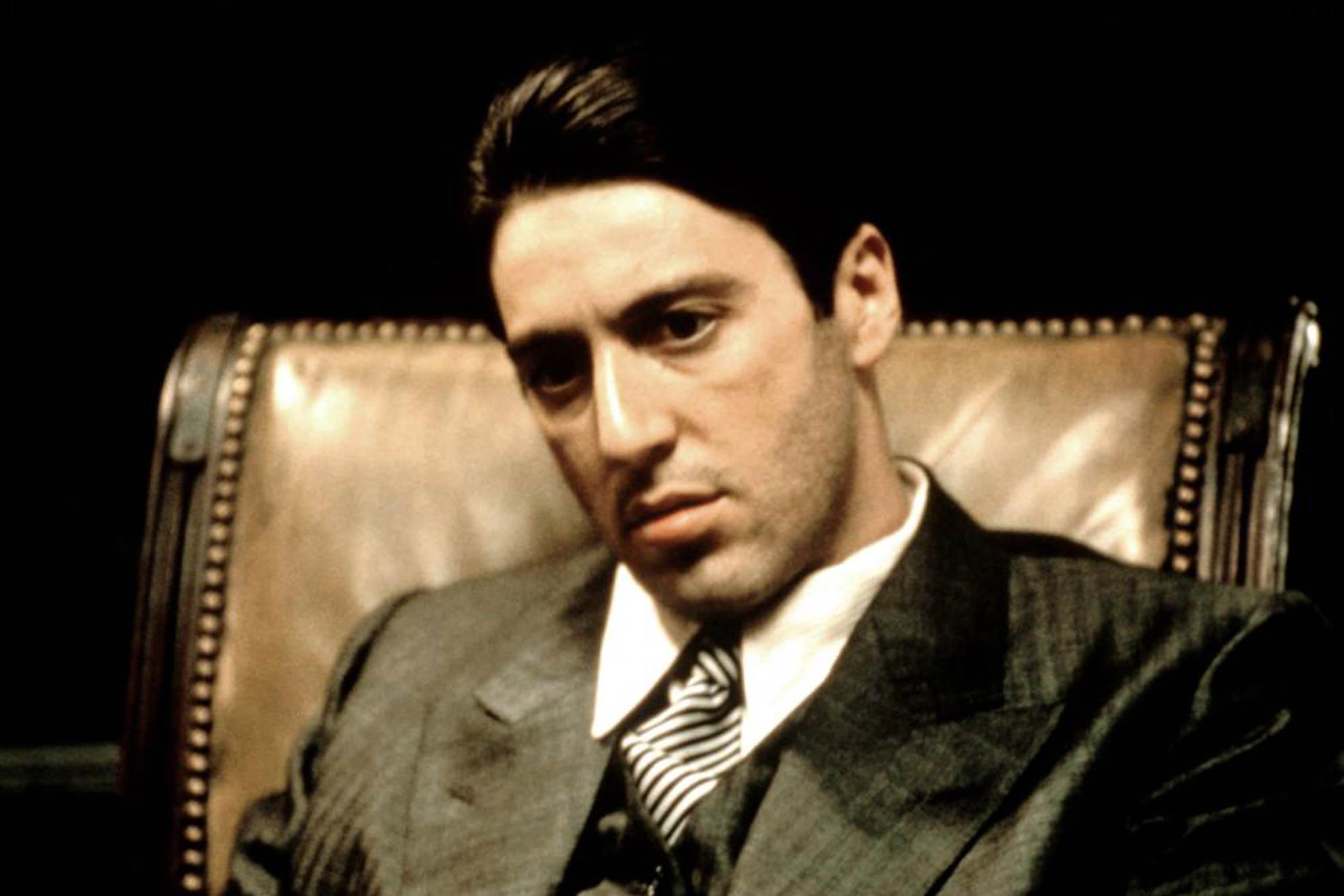 Michael Corleone - The Godfather, 1972