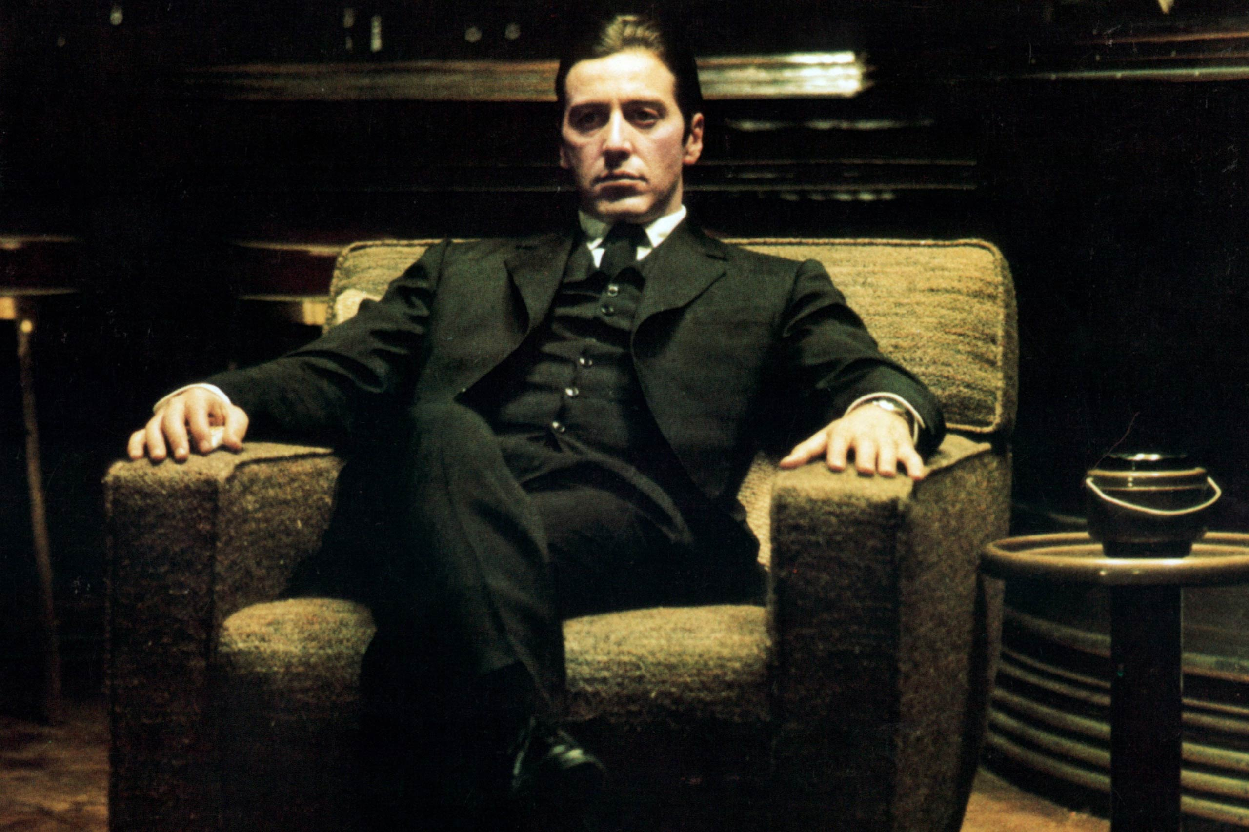 Michael Corleone - The Godfather Part II, 1974