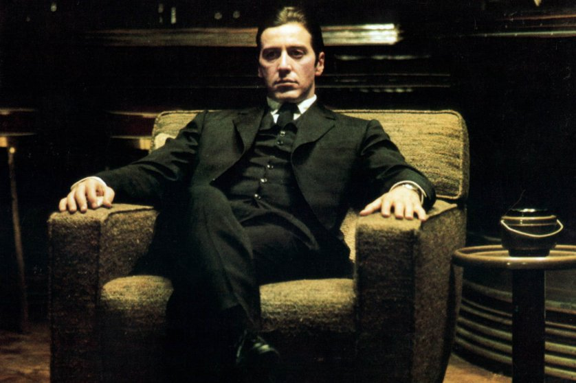 Al Pacino In 'The Godfather: Part II'Woody Allen And Mia Farrow In 'A Midsummer Night's Sex Comedy''