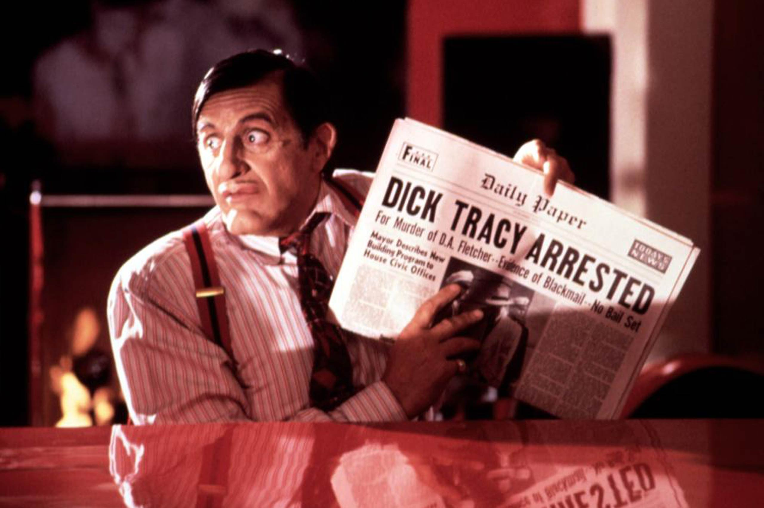 Alphonse  Big Boy  Caprice - Dick Tracy, 1990