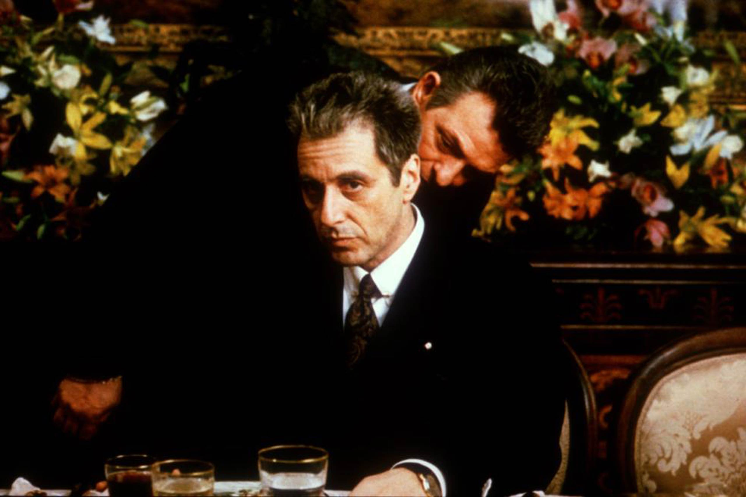 Michael Corleone - The Godfather Part III, 1990