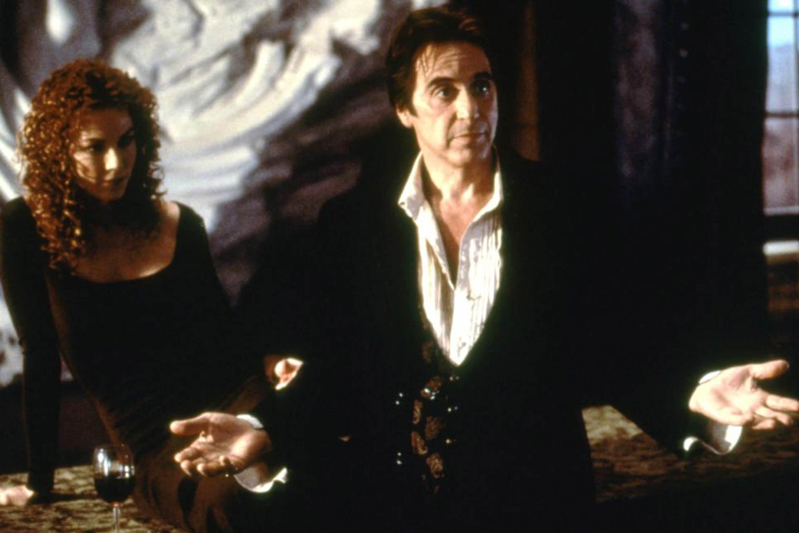 John Milton - The Devil's Advocate, 1997