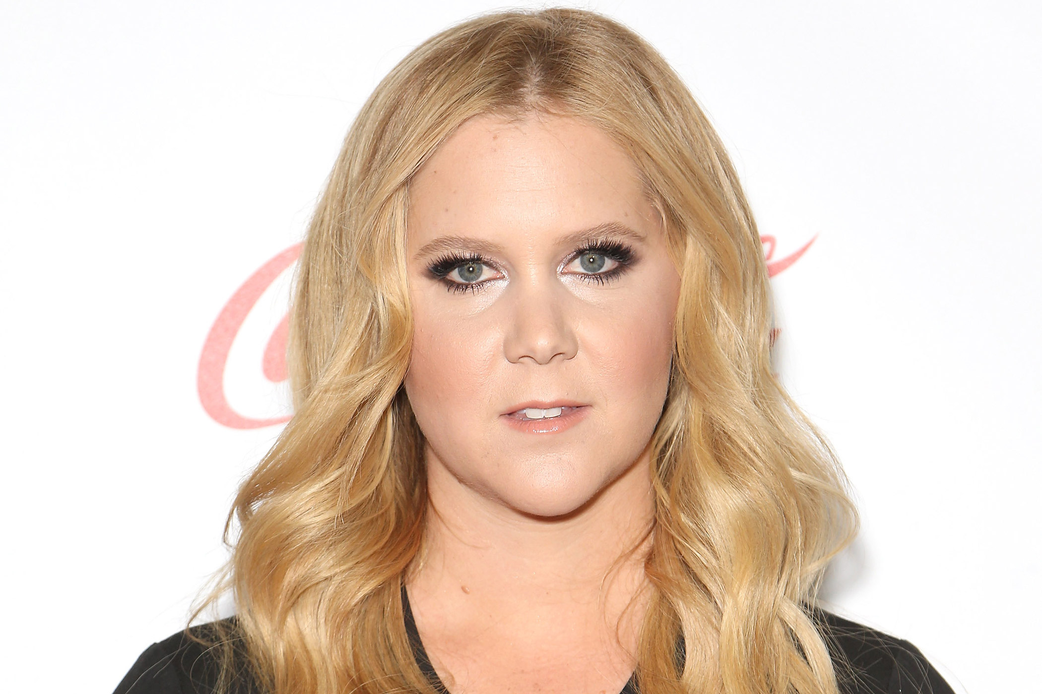 Amy Schumer attends the 2015 Big Screen Achievement Awards during 2015 CinemaCon at OMNIA Nightclub at Caesars Palace on April 23, 2015 in Las Vegas, NV.