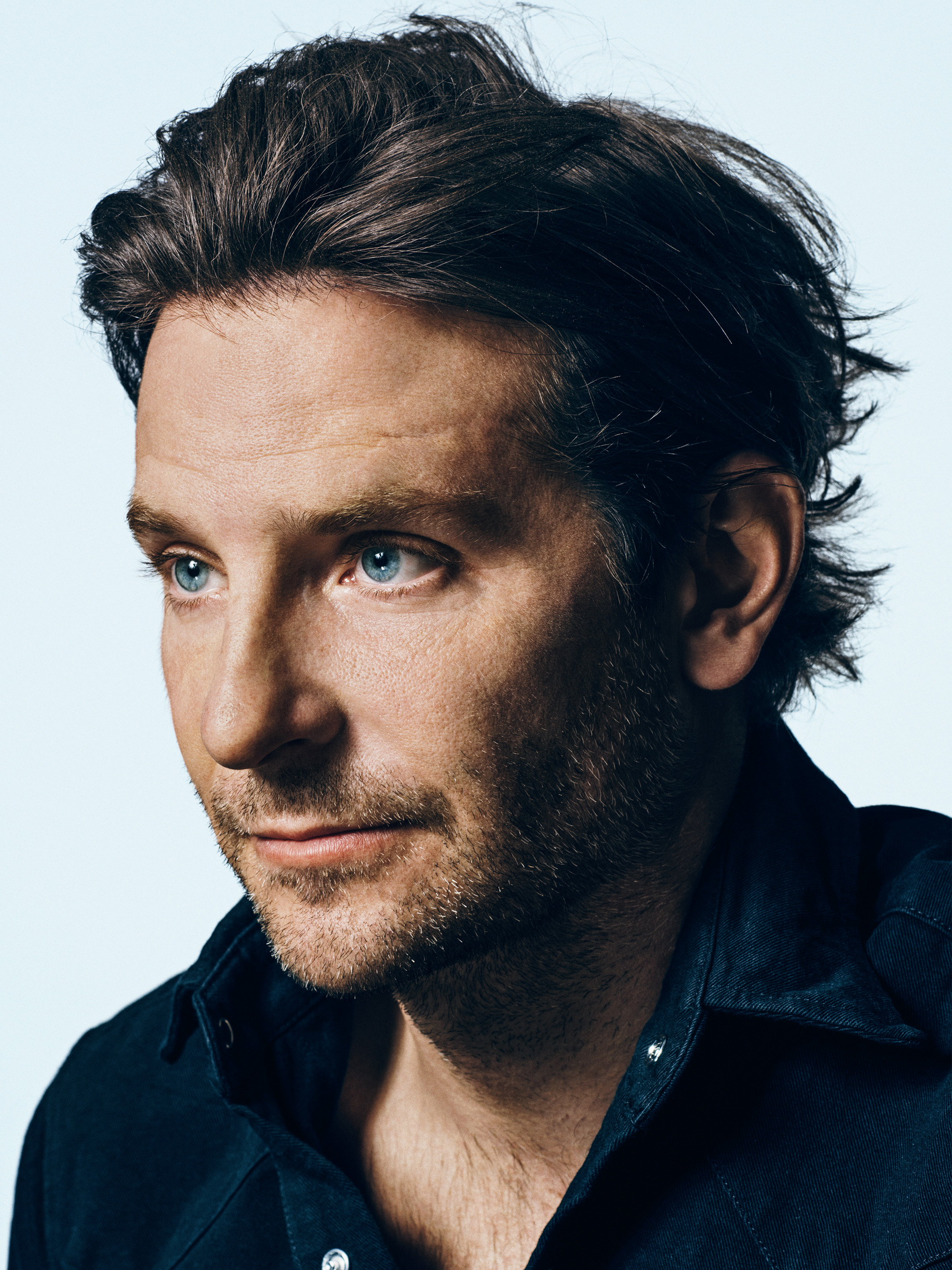 Portrait of actor Bradley Cooper photographed on Wednesday, March 4, 2015 at the TIME Magazine Studio in New York, NY.