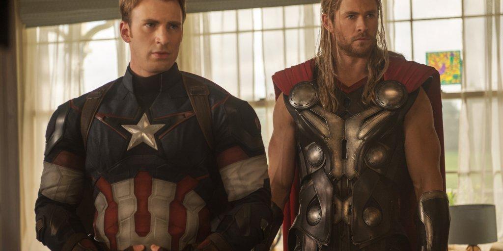 Avengers Age Of Ultron Spoiled Avengers Endgame Time