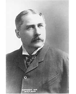 Charles Dietrich                                                              Years in Senate: 1901-05                               Party: Republican                               State: Nebraska                                Appointed to fill a vacancy, Dietrich was charged in 1903 with taking a bribe in exchange for the procurement of a postmaster's position, as well as entering into a government contract while serving in the Senate. He was acquitted less than two weeks later, found innocent by the Senate, and finished his term without seeking re-election.                                                              — James Downie and Baird Kellogg
