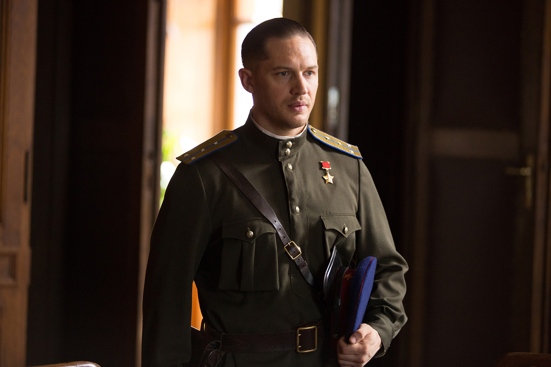 Tom Hardy stars in Child 44