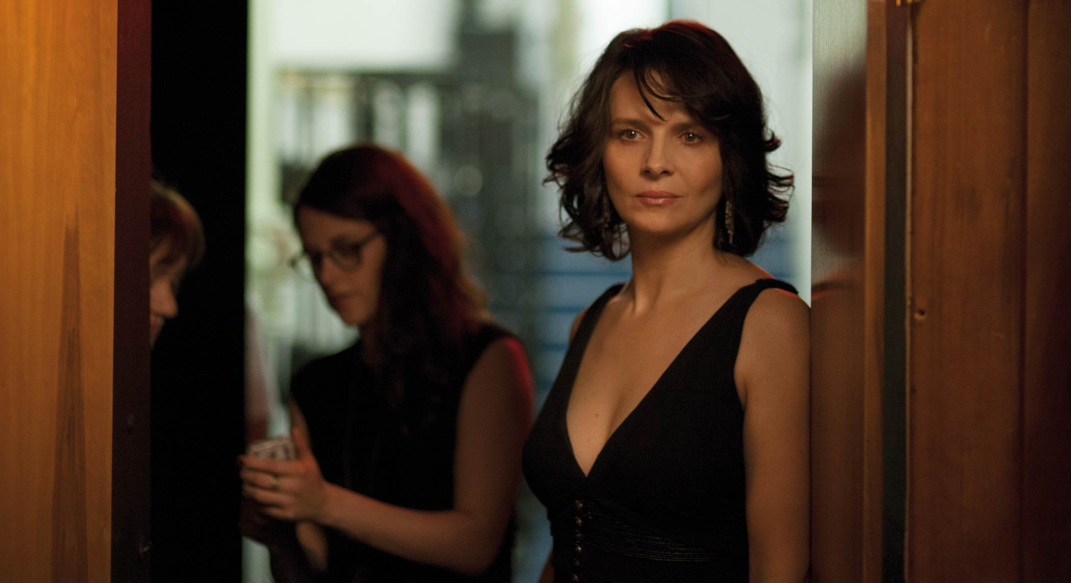 Juliette Binoche stars in Clouds of Sils Maria