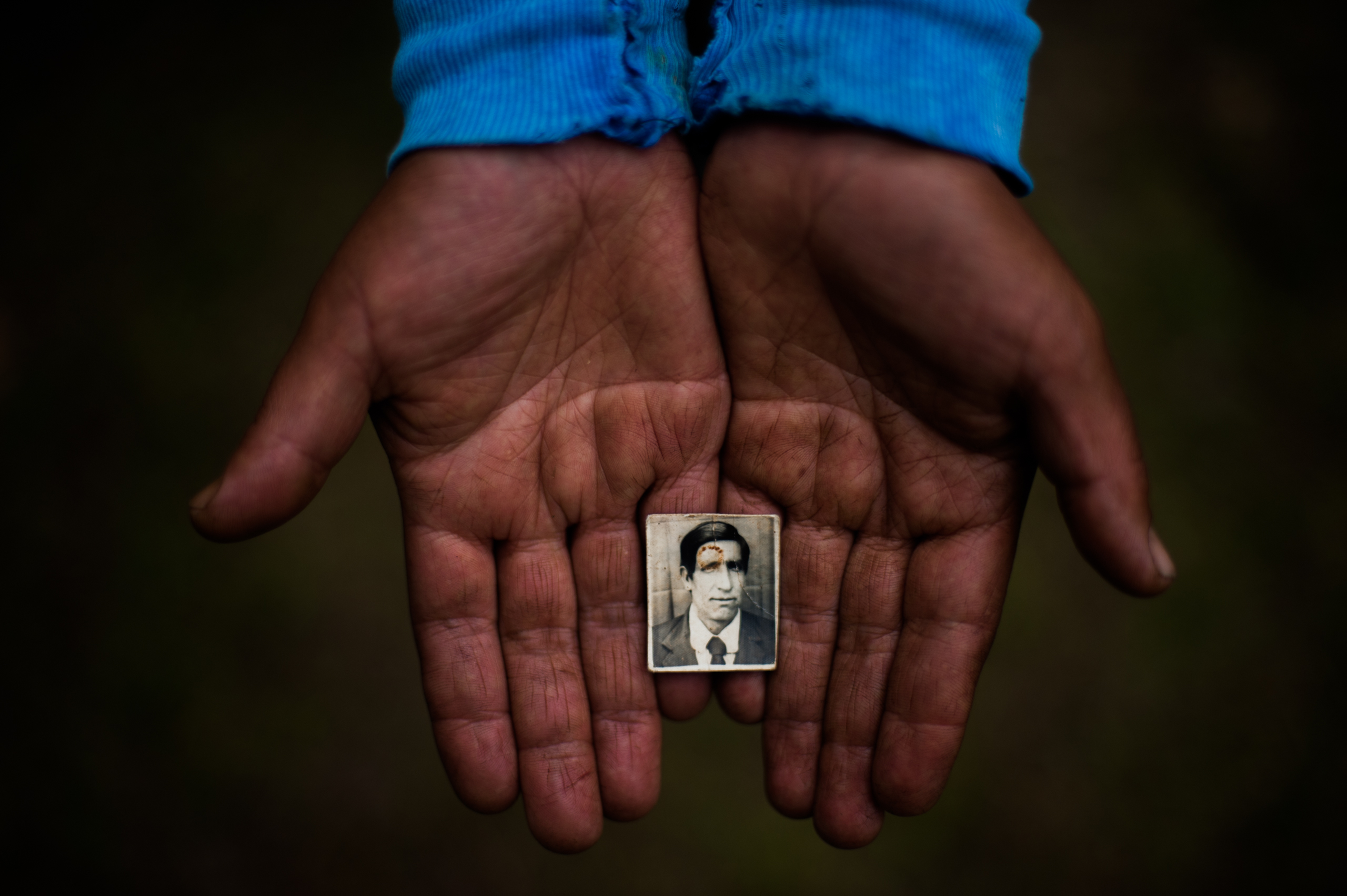 Eulalio Noriega Noriega, 38. From Chajul. Kidnapped on the road to Pulay on August 15, 1983.