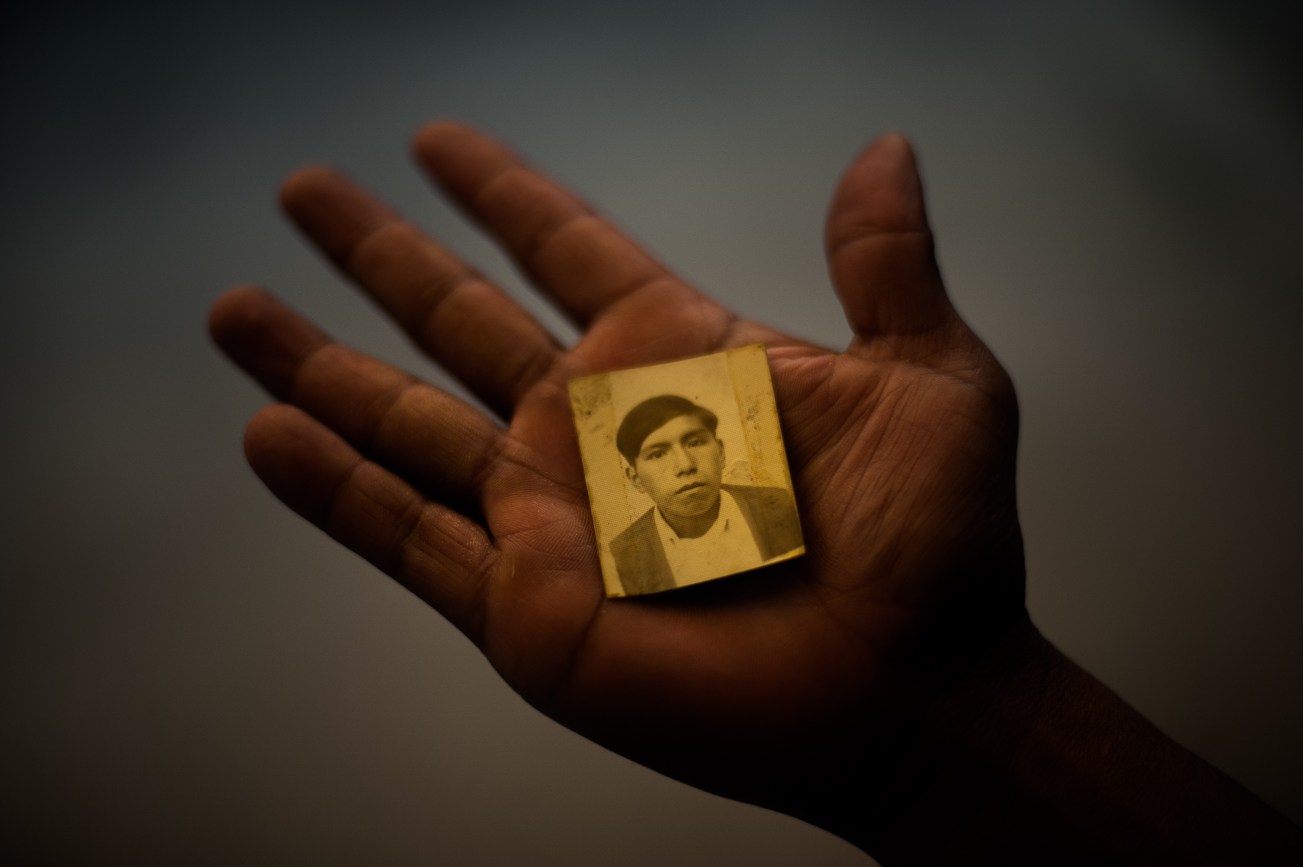 Miguel Terraza Raimundo, 27. Shot by the Army in Vicalamá village, while he tried to escape with his family on January 22, 1983.