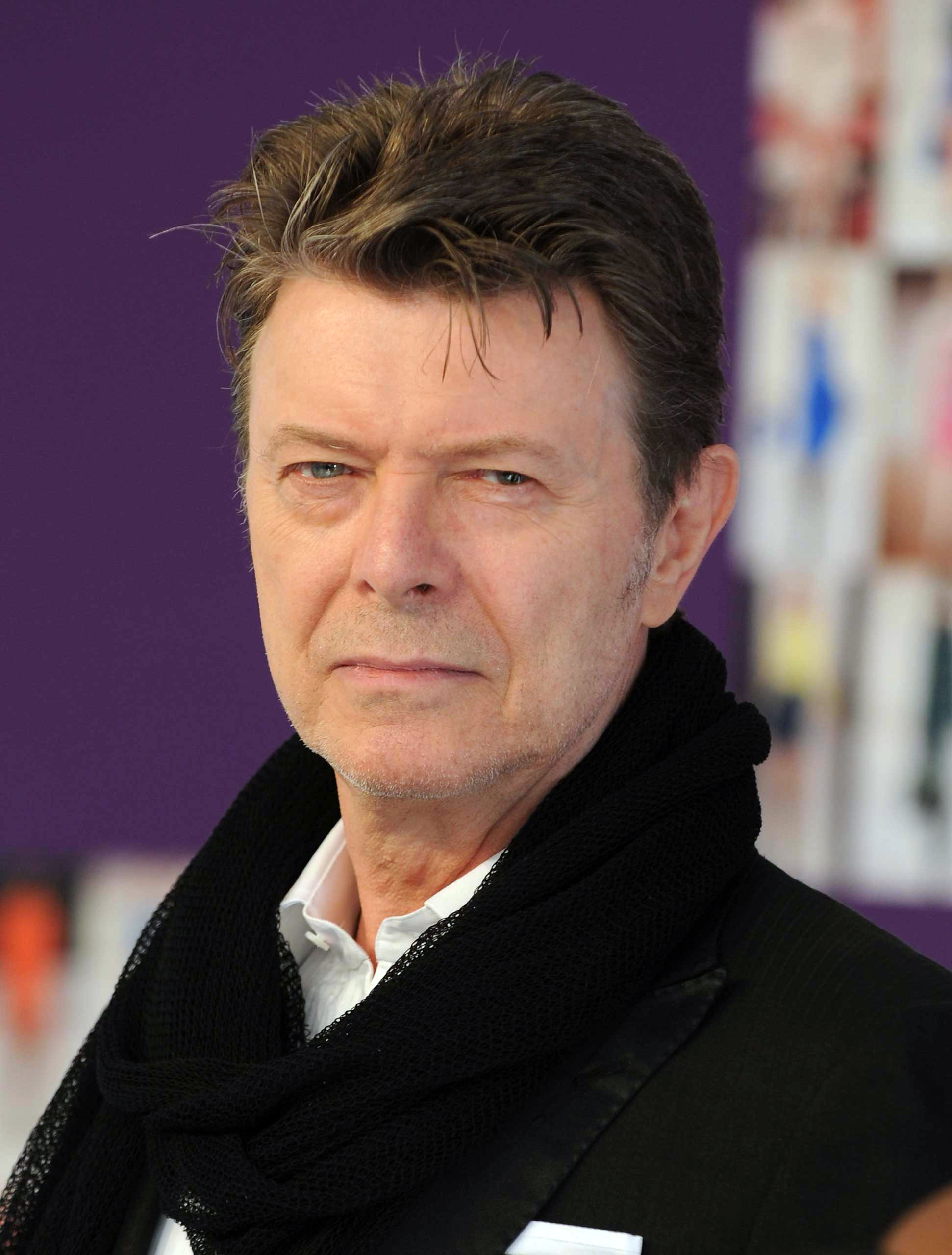Musician David Bowie attends the 2010 CFDA Fashion Awards at Alice Tully Hall at Lincoln Center in New York Cit yon June 7, 2010 .