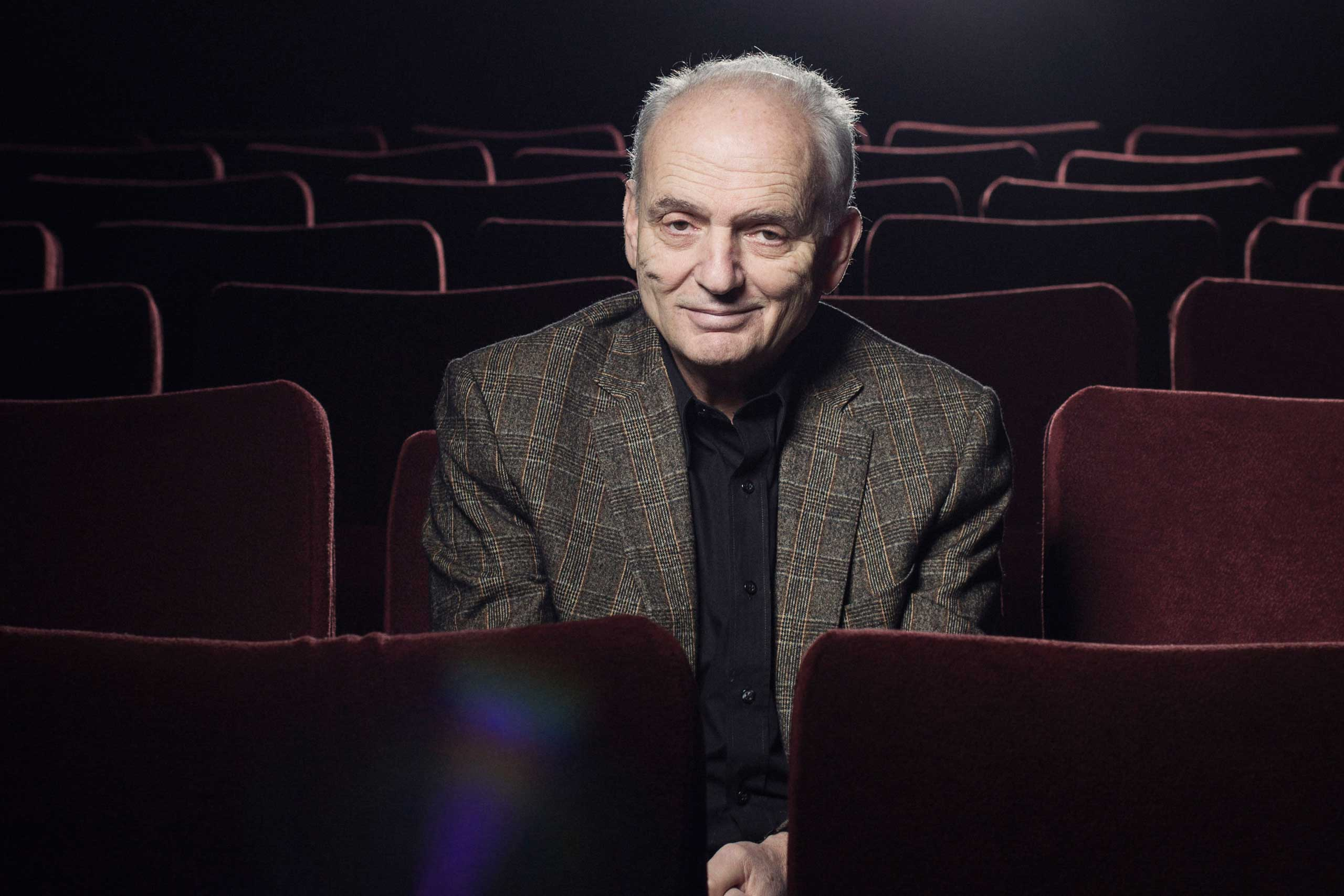 This Dec. 3, 2012 photo shows director and producer David Chase in New York.