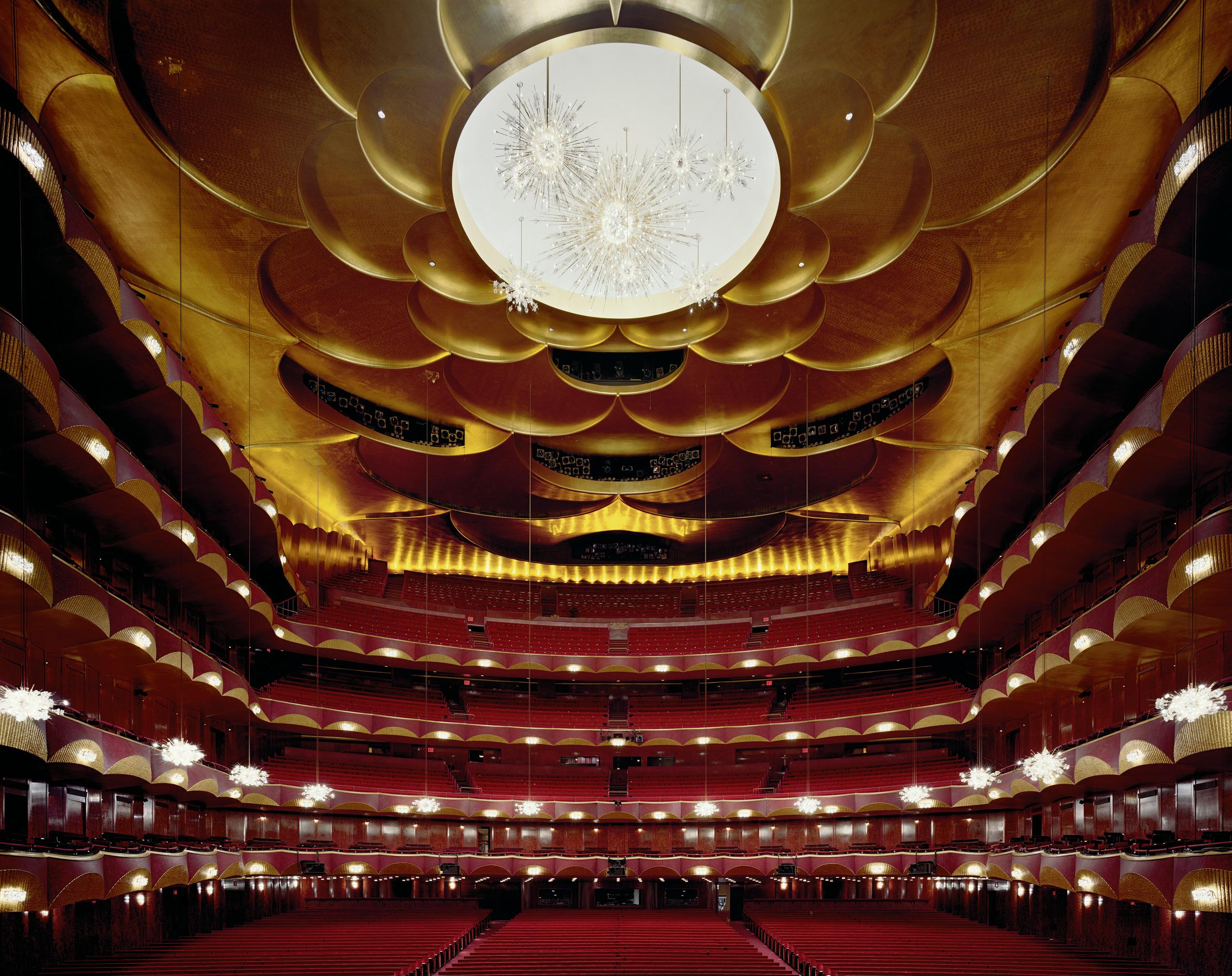 The Metropolitan Opera New York, United States, 2008