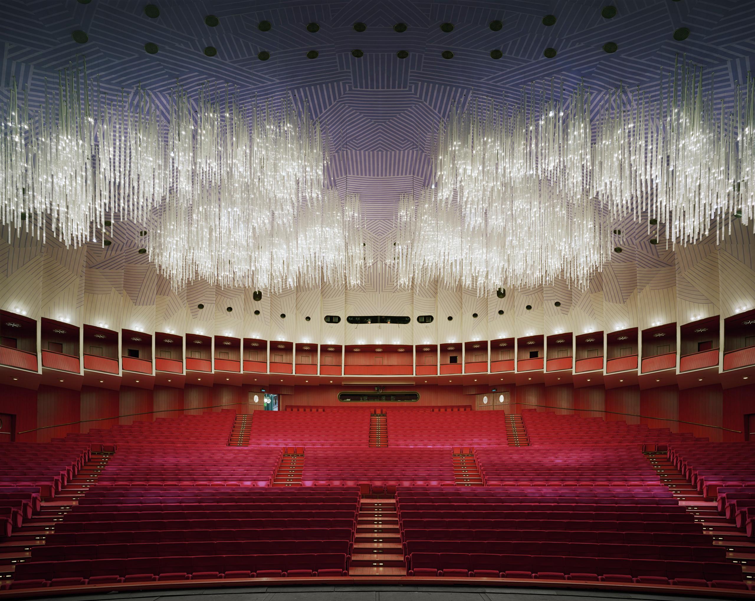 Teatro Regio Turin, Italy, 2010
