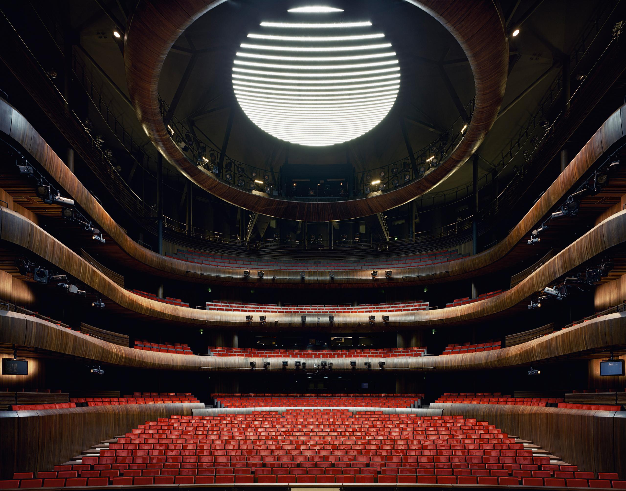 Den Norske Opera og Ballett Oslo, Norway, 2008
