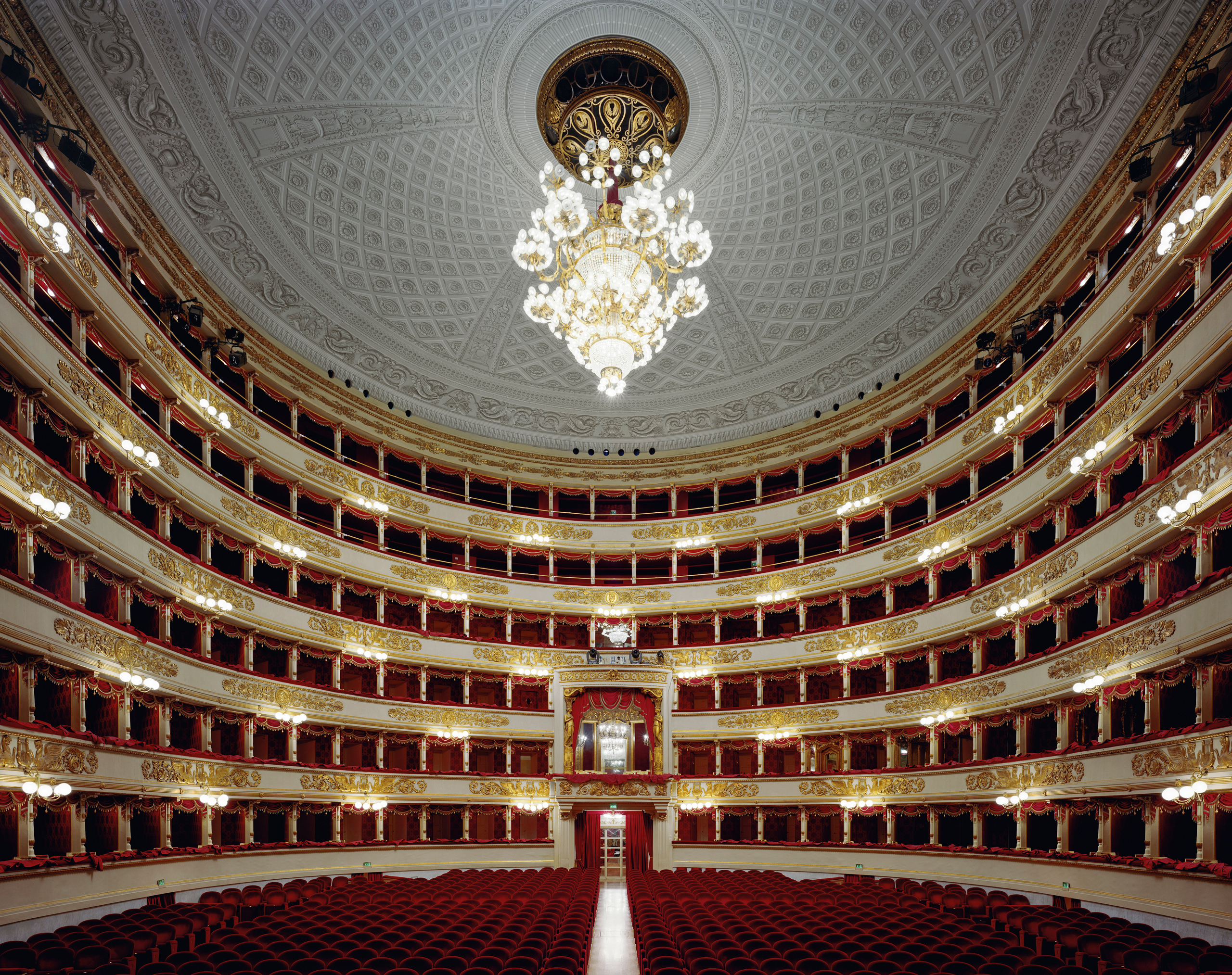 Teatro alla Scala Milan, Italy, 2008