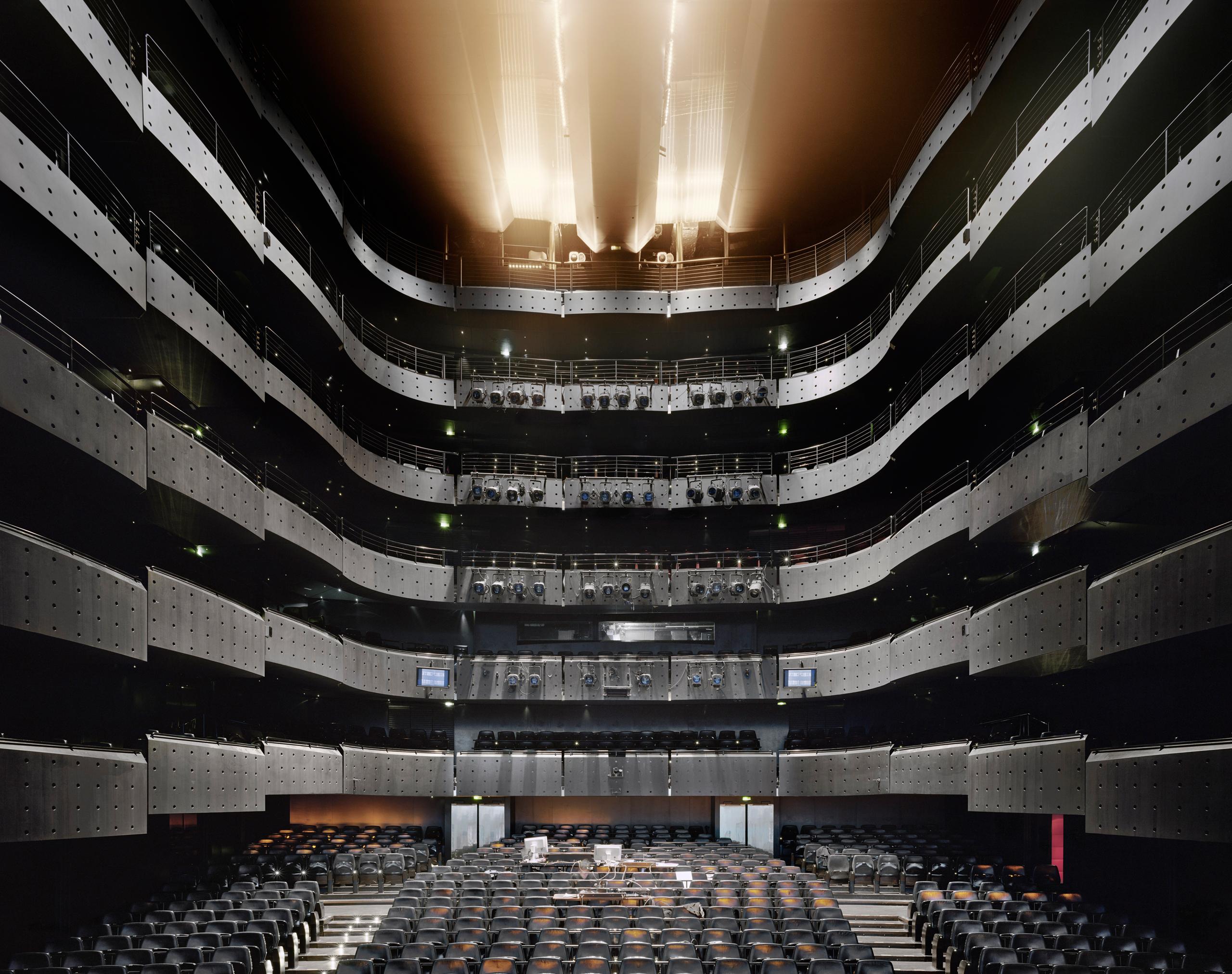 Opéra Nouvel Lyon, France, 2014