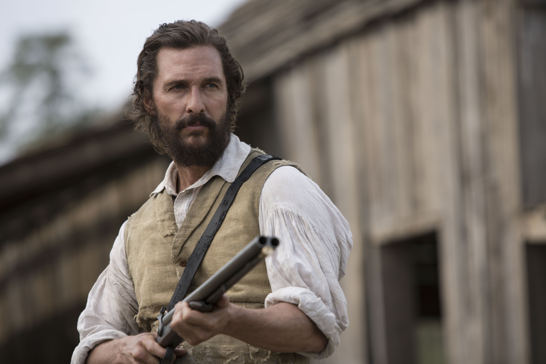 Matthew McConaughey stars in The Free State of Jones