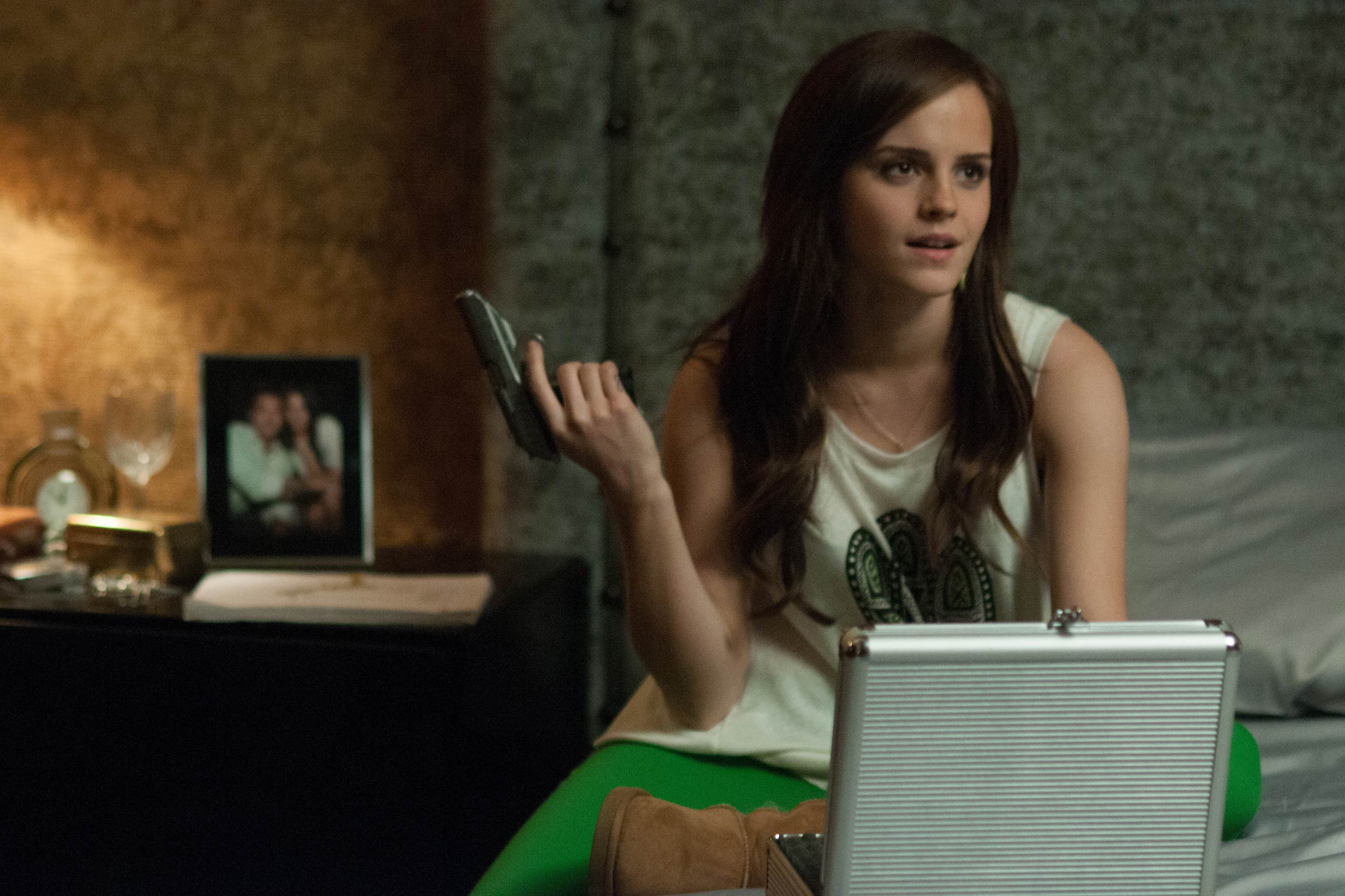 Emma Watson in <i>The Bling Ring</i>, 2013.