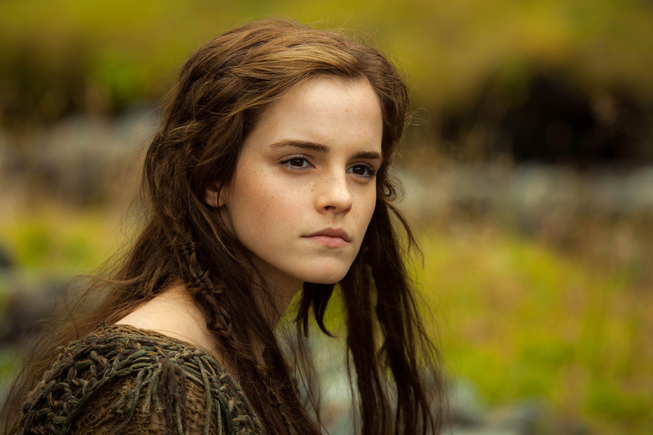 Emma Watson in <i>Noah</i>, 2014.