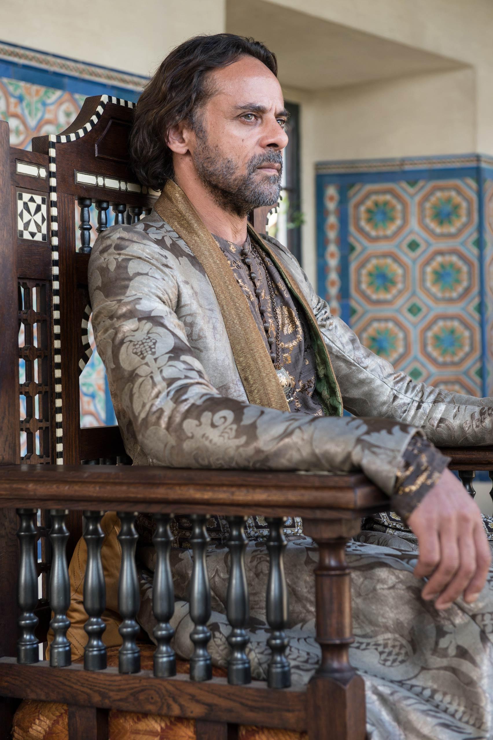 Alexander Siddig as Doran Martell.