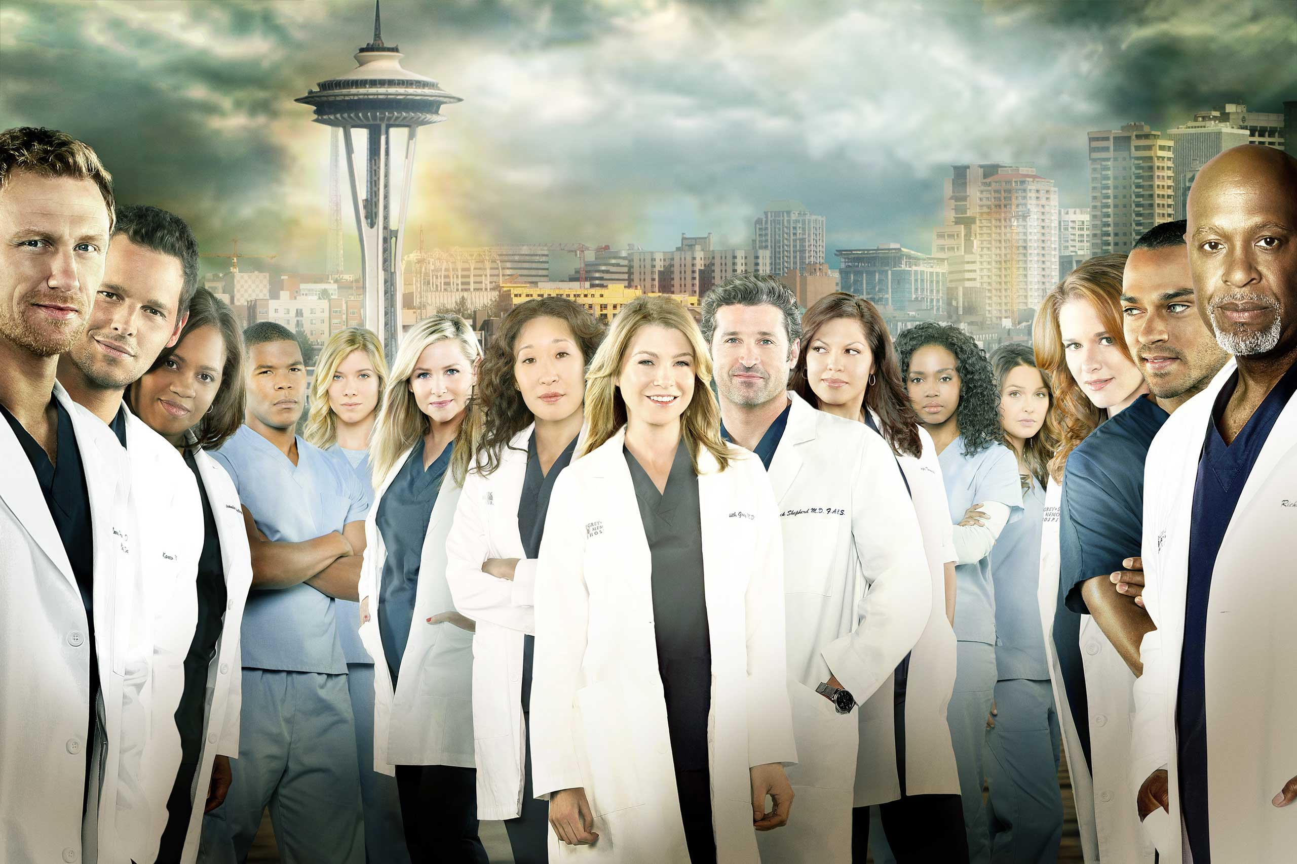 ABC's  Grey's Anatomy  - Season Ten