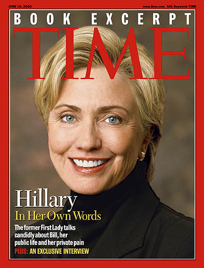 The June 16, 2003 issue of TIME
