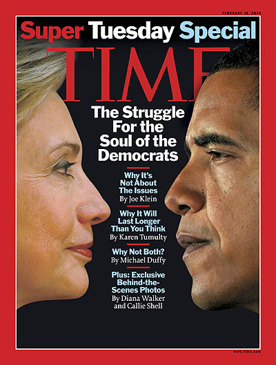 The February 18, 2008 issue of TIME