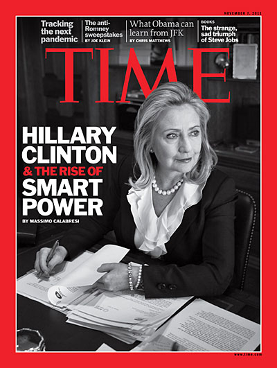 The November 7, 2011 issue of TIME